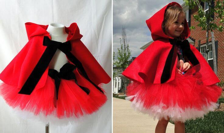 Como Hacer Tu Disfraz Caperucita Roja Caperucita Roja